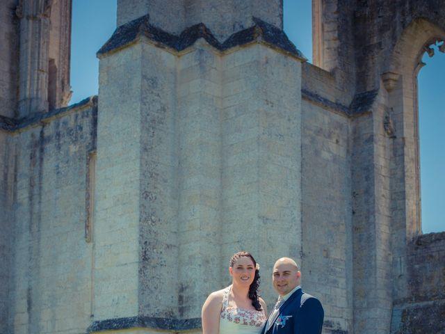 Le mariage de Anthony et Laetitia à La Taillée, Vendée 34