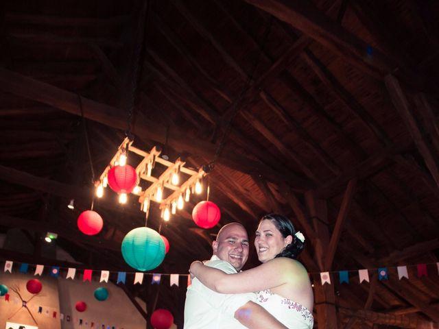 Le mariage de Anthony et Laetitia à La Taillée, Vendée 55