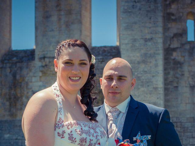 Le mariage de Anthony et Laetitia à La Taillée, Vendée 45