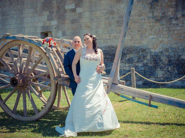 Le mariage de Anthony et Laetitia à La Taillée, Vendée 46