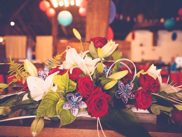 Le mariage de Anthony et Laetitia à La Taillée, Vendée 49