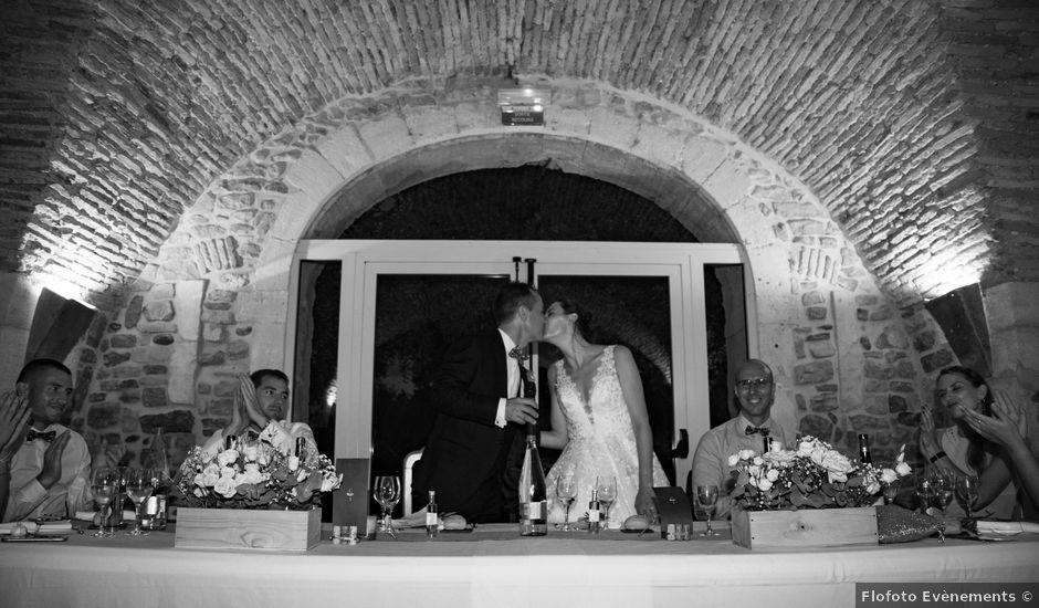 Le mariage de Jérémy et Céline à Bezouce, Gard