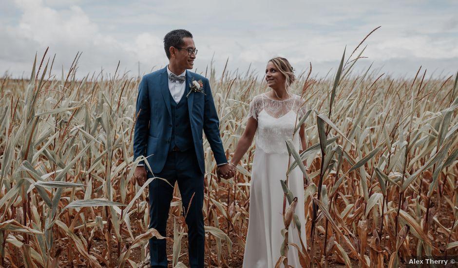 Le mariage de Stephane et Marine à Gas, Eure-et-Loir