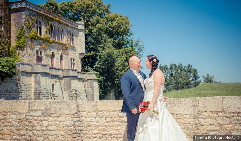 Le mariage de Anthony et Laetitia à La Taillée, Vendée
