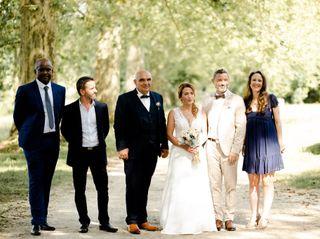 Le mariage de Magali et Christophe
