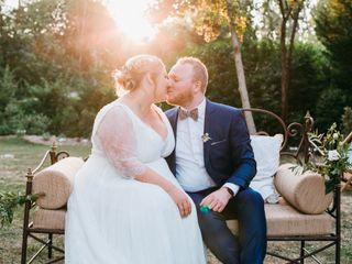 Le mariage de Maëlle et Pierre-Alexis 1