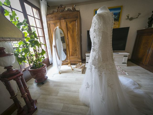 Le mariage de Manu  et Jennifer à Beaumont, Vienne 4