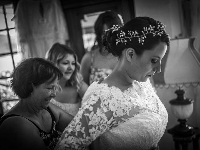 Le mariage de Manu  et Jennifer à Beaumont, Vienne 7