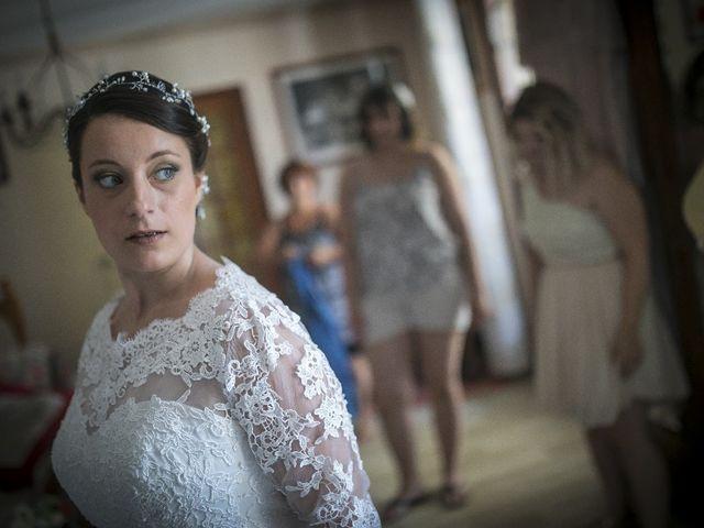 Le mariage de Manu  et Jennifer à Beaumont, Vienne 8