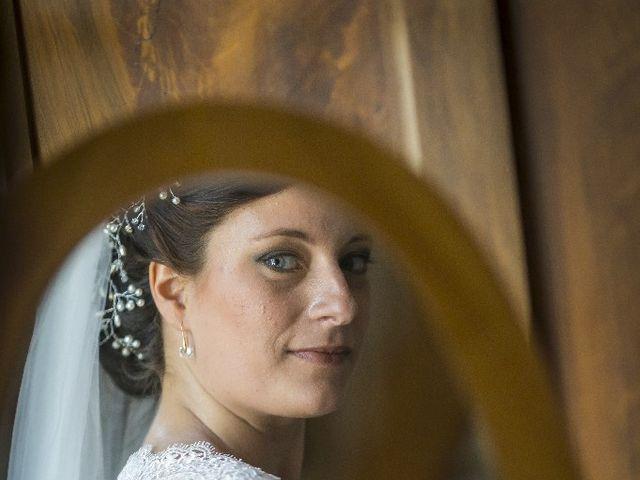 Le mariage de Manu  et Jennifer à Beaumont, Vienne 9