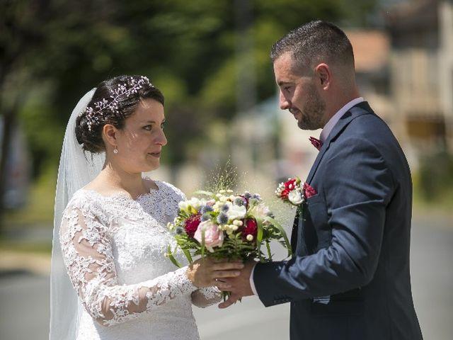 Le mariage de Manu  et Jennifer à Beaumont, Vienne 20
