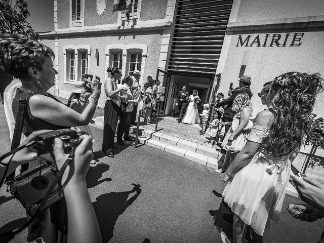 Le mariage de Manu  et Jennifer à Beaumont, Vienne 24