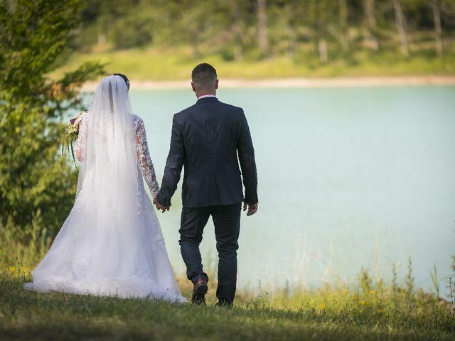 Le mariage de Jennifer et Manu