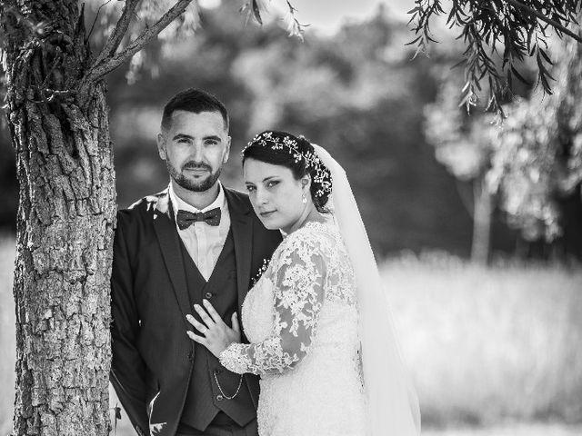 Le mariage de Manu  et Jennifer à Beaumont, Vienne 33