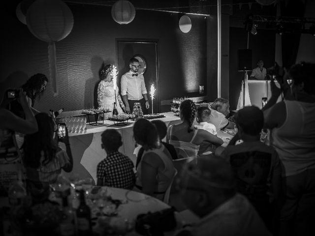 Le mariage de Manu  et Jennifer à Beaumont, Vienne 39