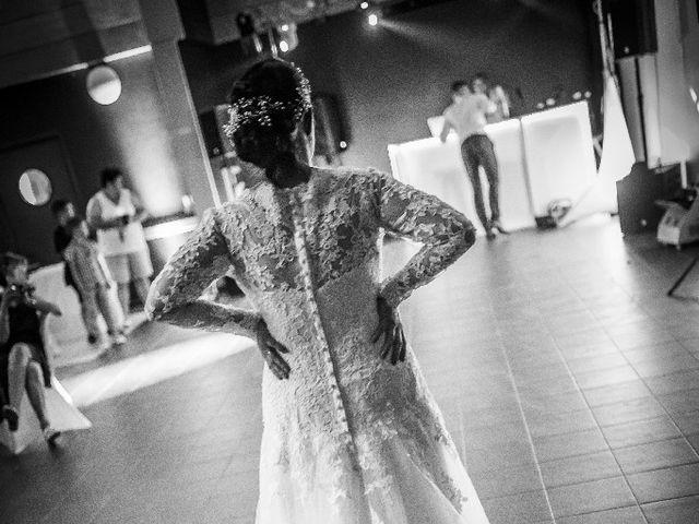 Le mariage de Manu  et Jennifer à Beaumont, Vienne 40