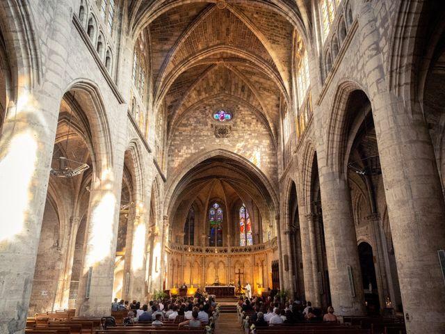 Le mariage de Alexandre et Emilie à Marmande, Lot-et-Garonne 14