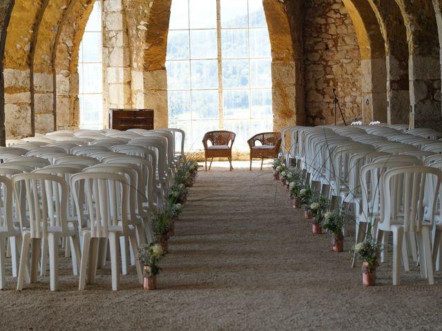 Le mariage de Romain et Elsa à Saint-Clair, Ardèche 1