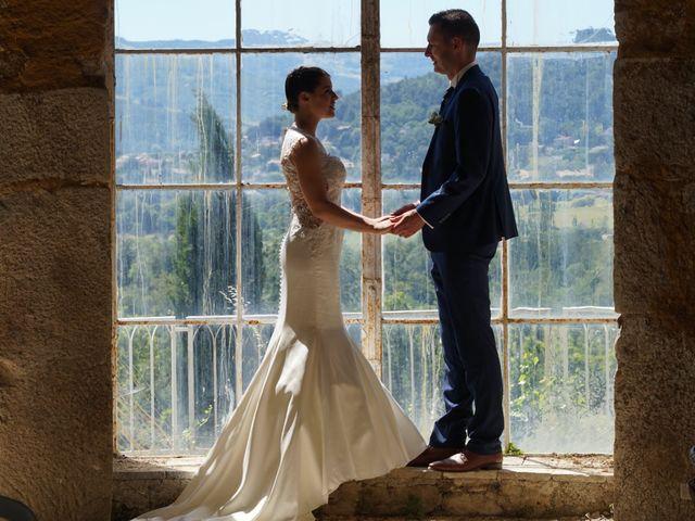 Le mariage de Romain et Elsa à Saint-Clair, Ardèche 2