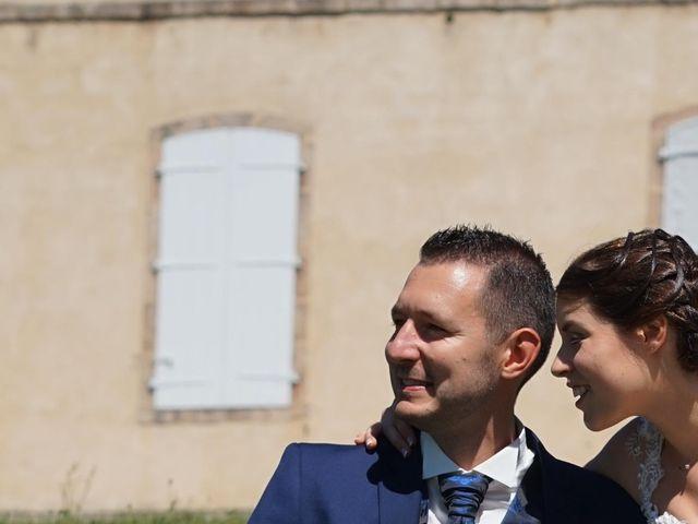Le mariage de Romain et Elsa à Saint-Clair, Ardèche 5