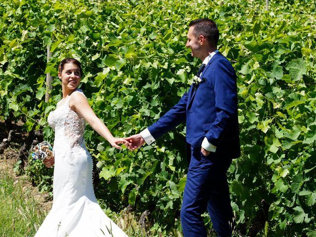 Le mariage de Romain et Elsa à Saint-Clair, Ardèche 8
