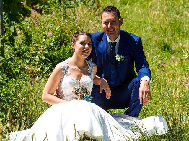 Le mariage de Romain et Elsa à Saint-Clair, Ardèche 9