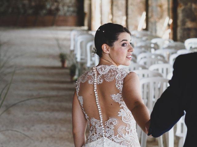 Le mariage de Romain et Elsa à Saint-Clair, Ardèche 13
