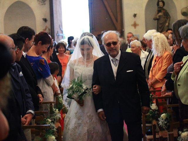 Le mariage de Yuta et Anouk à Vérargues, Hérault 23