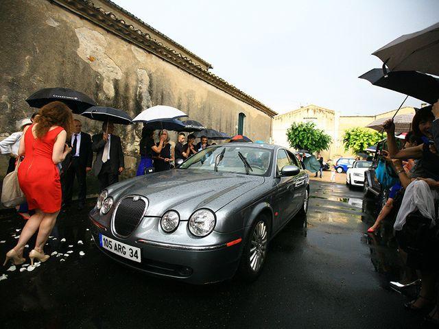 Le mariage de Yuta et Anouk à Vérargues, Hérault 28