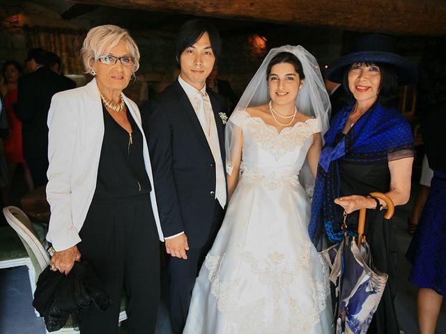 Le mariage de Yuta et Anouk à Vérargues, Hérault 29