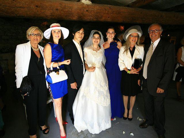 Le mariage de Yuta et Anouk à Vérargues, Hérault 30