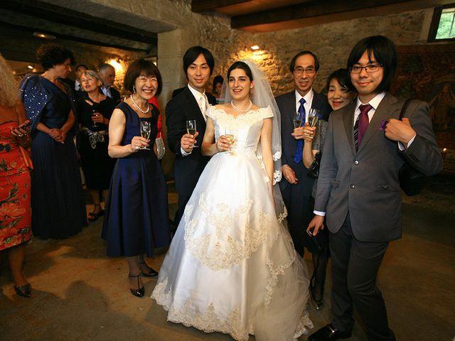 Le mariage de Yuta et Anouk à Vérargues, Hérault 31