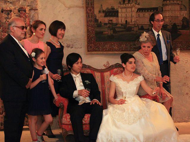 Le mariage de Yuta et Anouk à Vérargues, Hérault 35