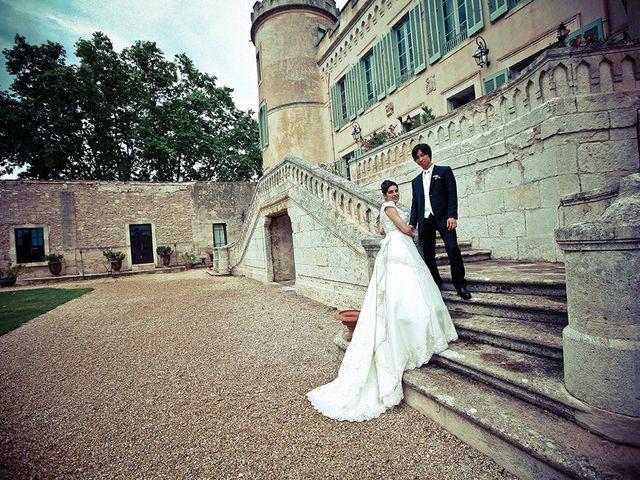 Le mariage de Yuta et Anouk à Vérargues, Hérault 37
