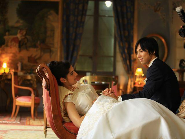Le mariage de Yuta et Anouk à Vérargues, Hérault 39