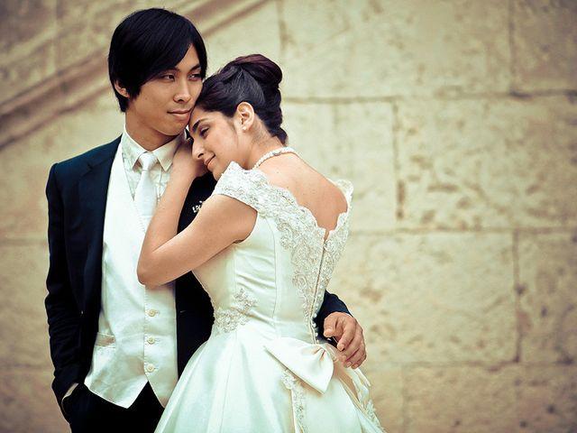 Le mariage de Yuta et Anouk à Vérargues, Hérault 33
