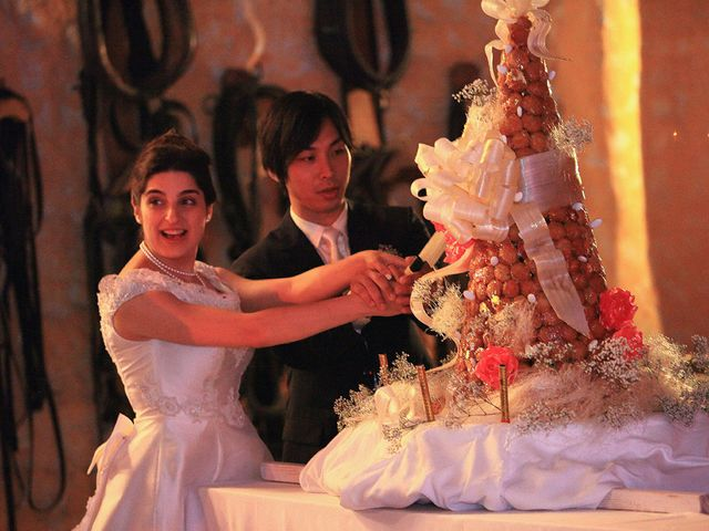 Le mariage de Yuta et Anouk à Vérargues, Hérault 36