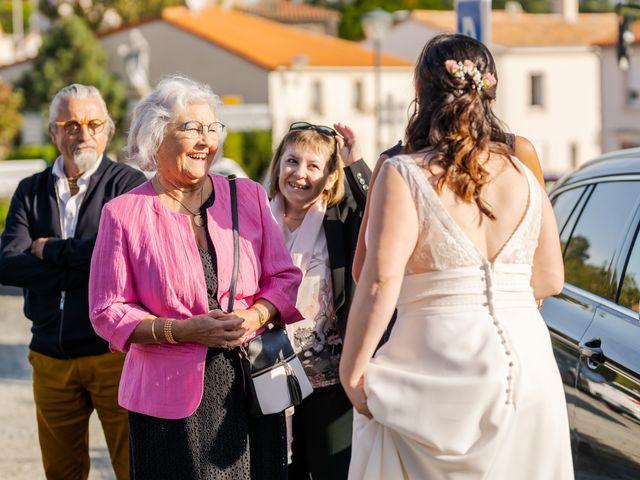 Le mariage de Tristan et Claire à Chauché, Vendée 8