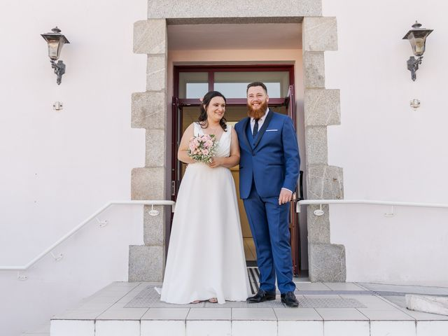 Le mariage de Tristan et Claire à Chauché, Vendée 11