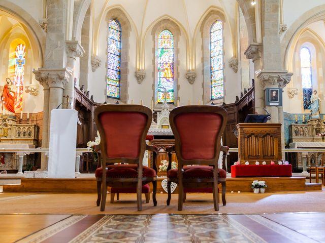 Le mariage de Tristan et Claire à Chauché, Vendée 14