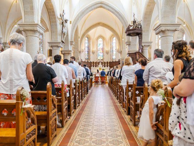 Le mariage de Tristan et Claire à Chauché, Vendée 15