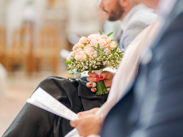Le mariage de Tristan et Claire à Chauché, Vendée 16