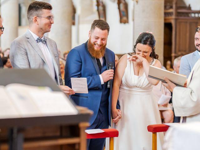 Le mariage de Tristan et Claire à Chauché, Vendée 20