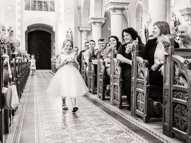 Le mariage de Tristan et Claire à Chauché, Vendée 1