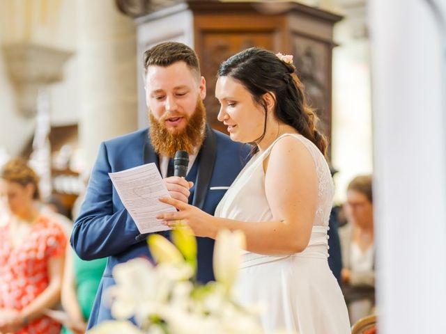 Le mariage de Tristan et Claire à Chauché, Vendée 24