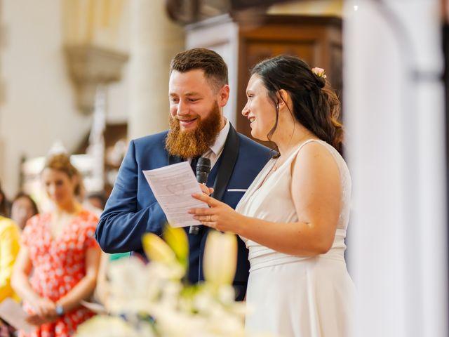 Le mariage de Tristan et Claire à Chauché, Vendée 25