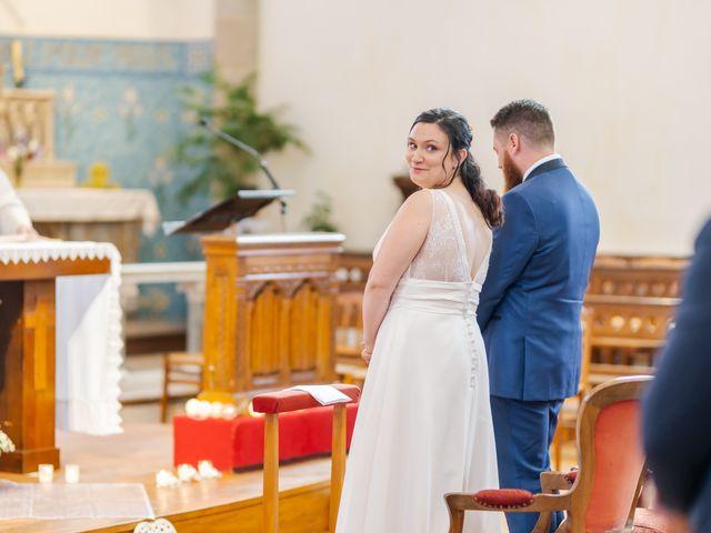 Le mariage de Tristan et Claire à Chauché, Vendée 26