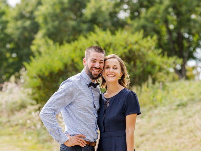 Le mariage de Tristan et Claire à Chauché, Vendée 43