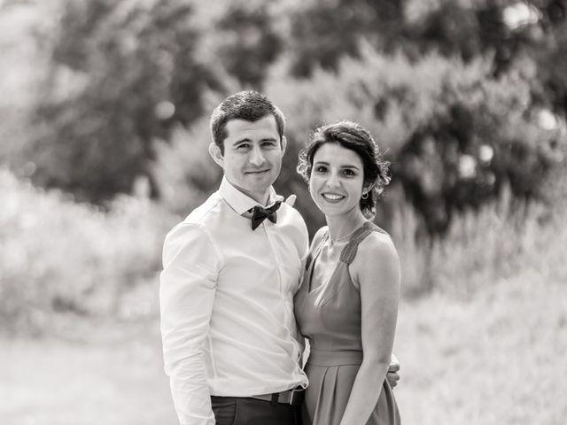 Le mariage de Tristan et Claire à Chauché, Vendée 44