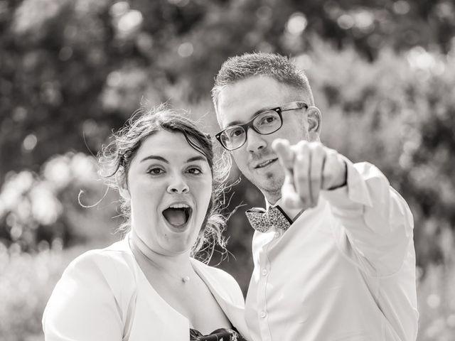 Le mariage de Tristan et Claire à Chauché, Vendée 45